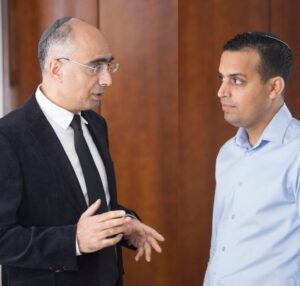 עורך דין נזיקין ותאונות דרכים בירושלים רמי בבין